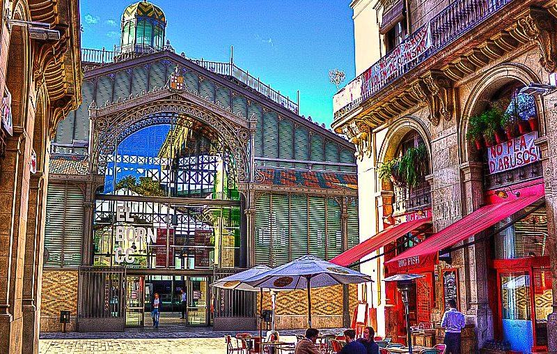 Overviews Barcelona. Rutas culturales y taller de creatividad