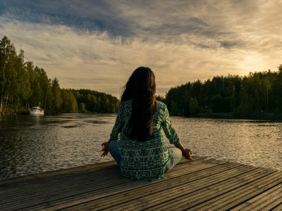 Sesión de meditación guiada