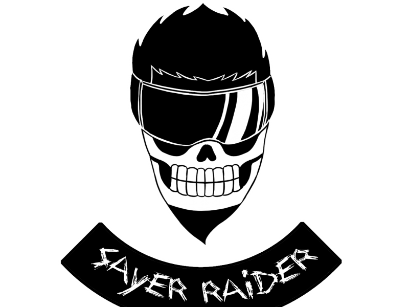 Logotipo Sayer Raider