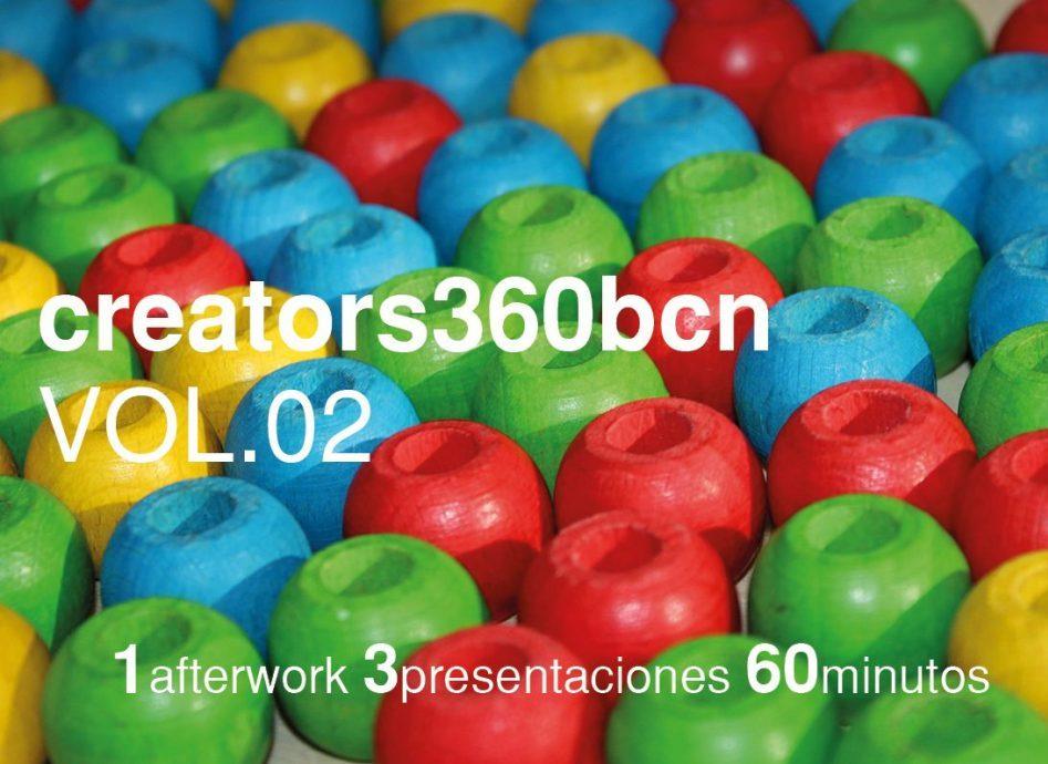 CreatorsBCN360 Vol. 2 – La inspiración del artista