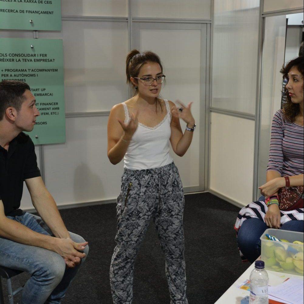 Judit Ruiz Taller Mindfulness
