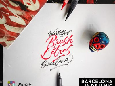 Taller Brush Letras