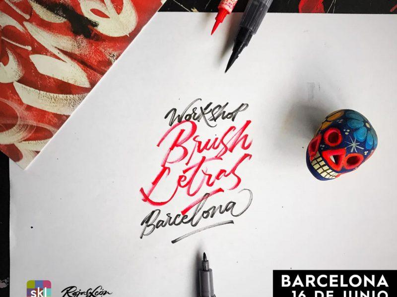 Taller Brush Letras