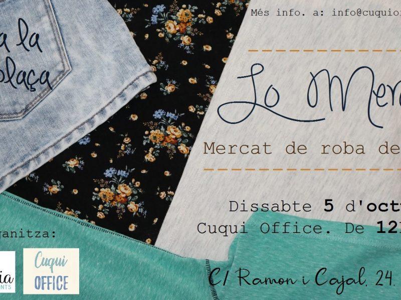 Lo Mercadet. Mercat de roba i complements de 2a mà a Lleida