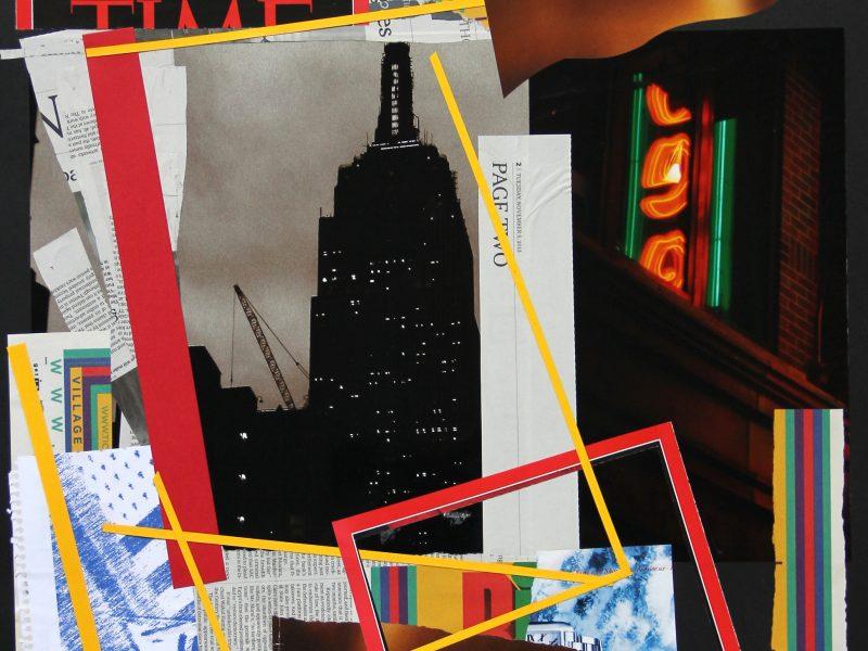 Talleres de collage, arte y creatividad