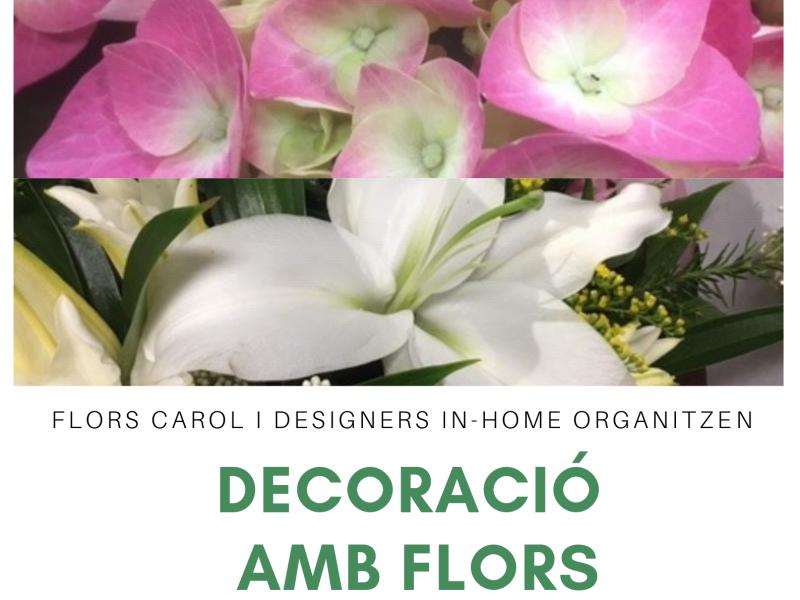 Taller de Decoració amb Flors