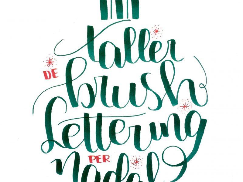 Taller de Lettering Navideño