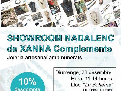 Showroom Xanna Complements