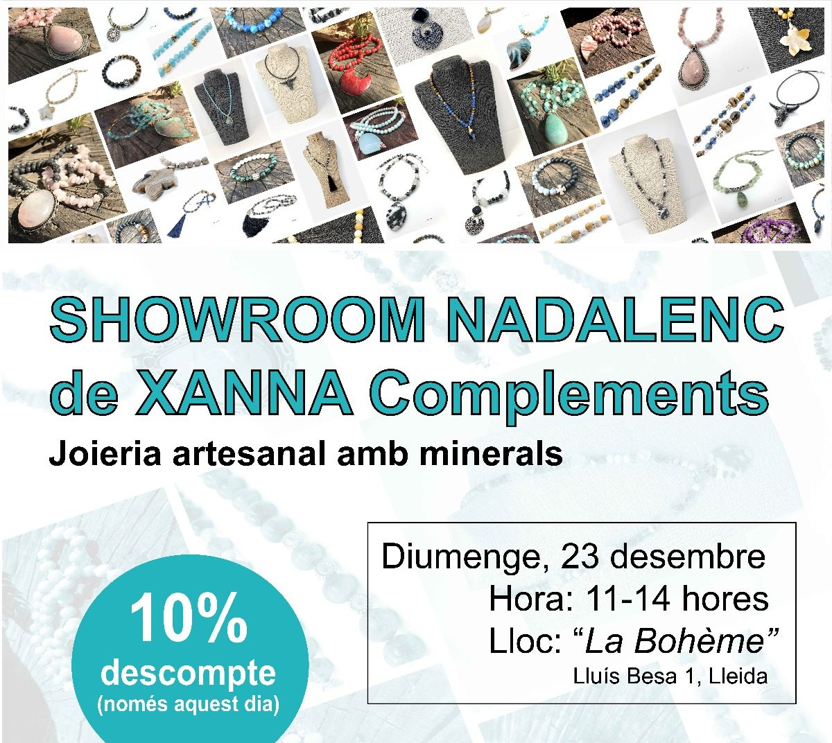 Showroom Xanna Complements