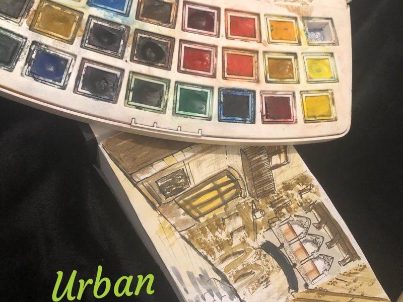 Urban Sketchers en Barcelona