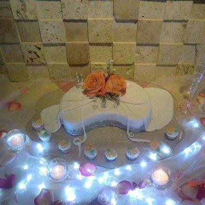 Tartas y pasteles creativos