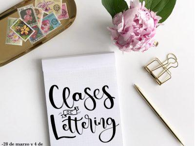 Clases de Lettering para Adultos en Barcelona