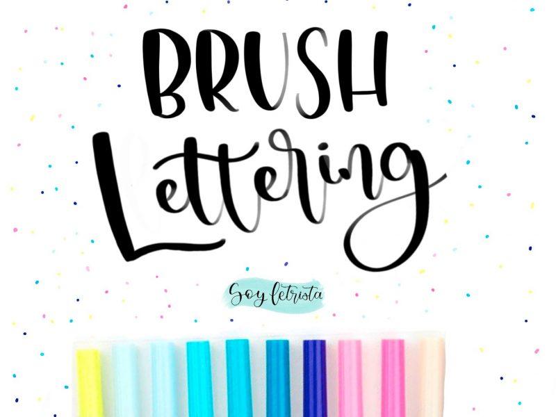 Píldora Creativa Online: Brush Lettering para principiantes