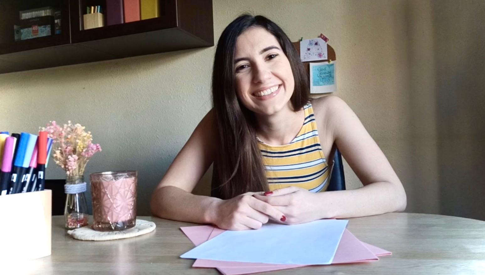 Ana Vega es soy.letrista