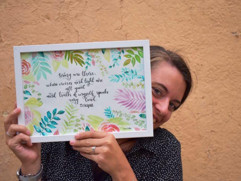 Taller online de Acuarela Botánica para principiantes