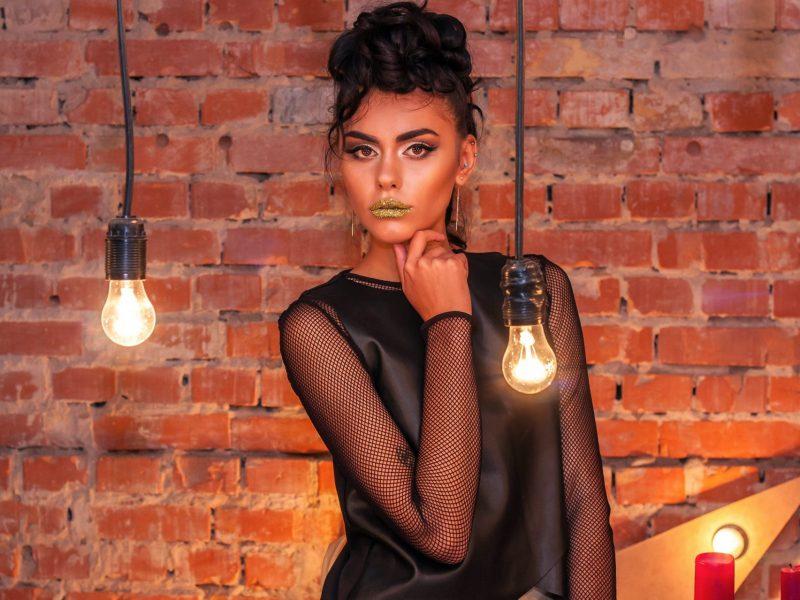 Taller Xtmas Trend Makeup