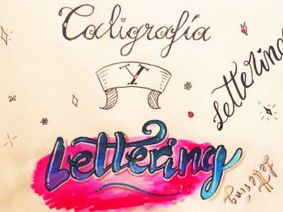 Taller creativo de lettering y caligrafía