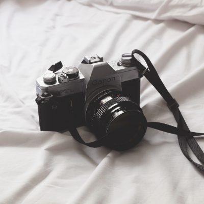Curso de Fotografía Cámara de fotos