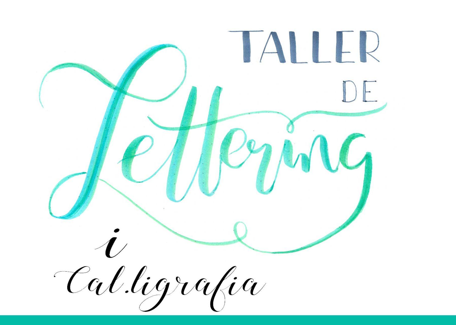 Taller de Lettering y Caligrafía