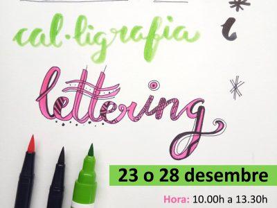 Taller de cal.ligrafia i lettering Rosselló (Lleida)