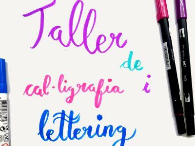 Taller cal.ligrafia i Lettering Lleida