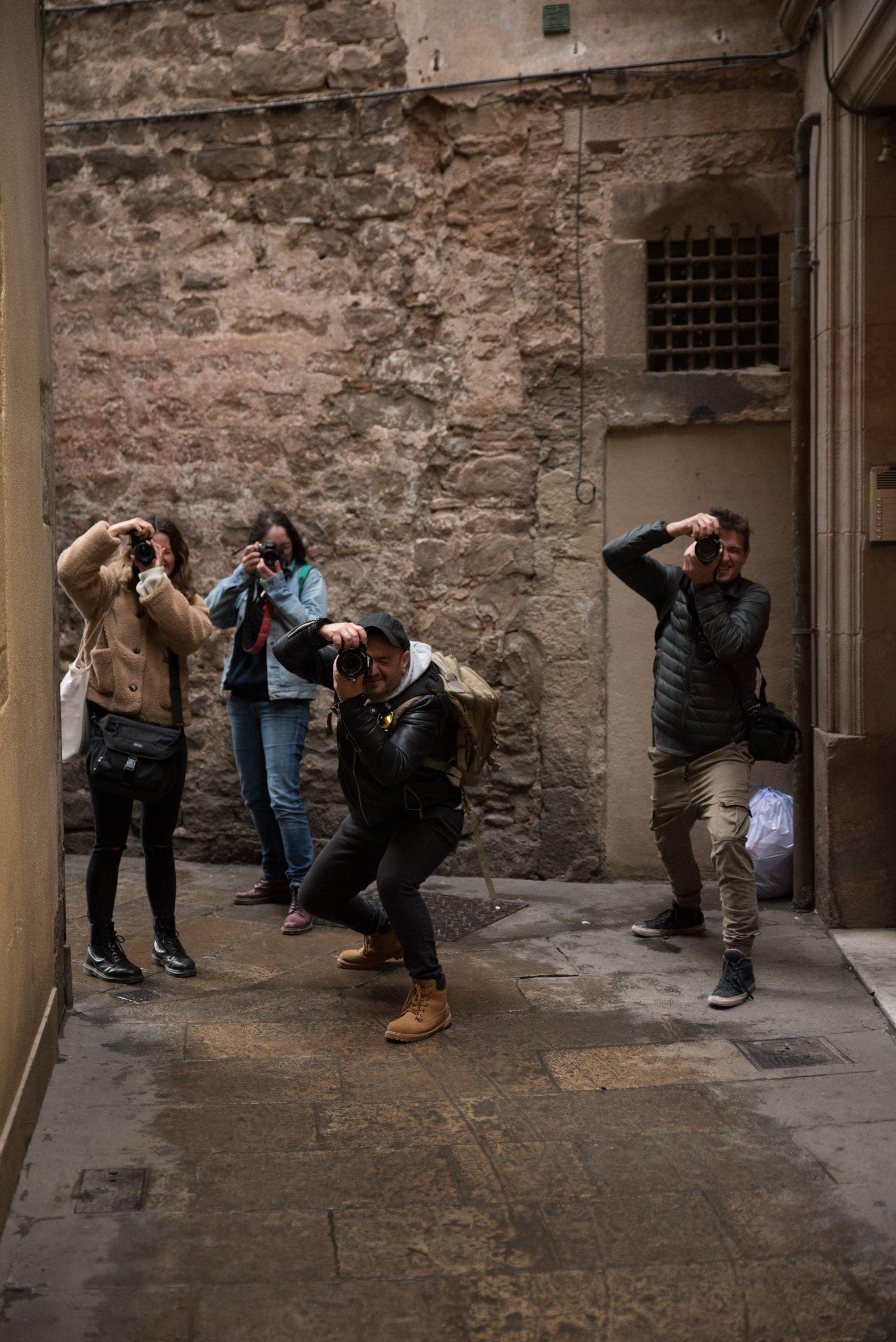Clase Libre de Fotografía